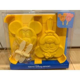 Disney - ディズニー アイス シリコンモールド