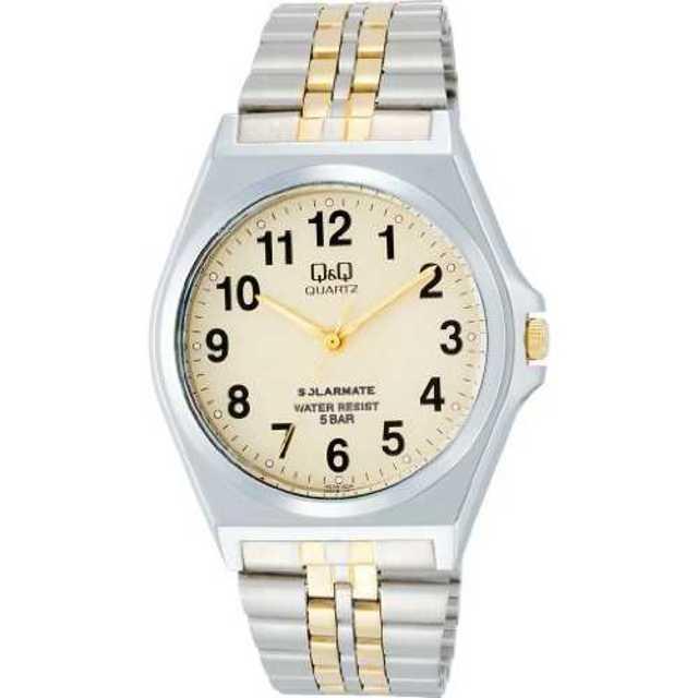 文字盤色-ゴールド[シチズン キューアンドキュー]CITIZEN Q&Q 腕時計の通販