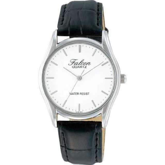 [シチズン Q&Q] 腕時計 Falcon ファルコン VU46-850 ブラッの通販