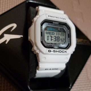 G-SHOCK - G-SHOCK GLX-5600 ホワイト