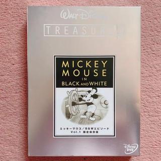 ディズニー(Disney)の【最終値下げ】ミッキーマウス/B&Wエピソード Vol.1 限定保存版 DVD(キッズ/ファミリー)
