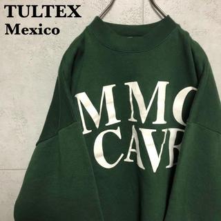 古着Mexico TULTEX MAMMOTH CAVE スウェット トレーナー(スウェット)