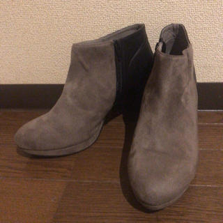 オリエンタルトラフィック(ORiental TRaffic)のオリエンタルトラフィック ショートブーツ 25.5cm LL(ブーツ)