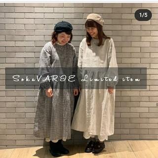 SM2 - SM2 美品✴️刺繍ワンピース