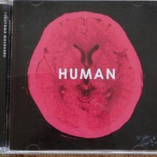 福山雅治 human アルバム 2枚組(ポップス/ロック(邦楽))