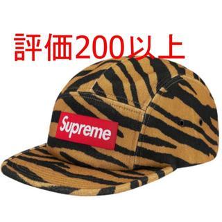 シュプリーム(Supreme)のsupreme Wool Camp Cap Tiger Stripe(キャップ)