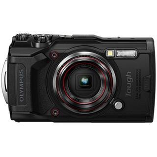 OLYMPUS - オリンパス デジタルカメラ Tough TG-6 (ブラック) TG-6BLK