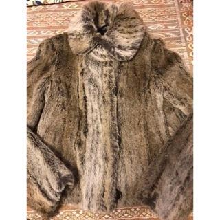 ミュウミュウ(miumiu)の希少 vintage MIUMIU ファー コート 正規品(毛皮/ファーコート)