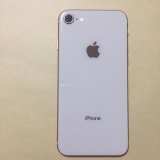 iPhone - 純正 iPhone8 バックパネル 交換用 パーツ組み上げ済み