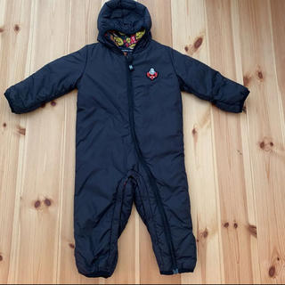 HYSTERIC MINI - 美品 リバーシブル ジャンプスーツ 70-80