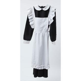 メイド服 コスチュームセット(衣装一式)
