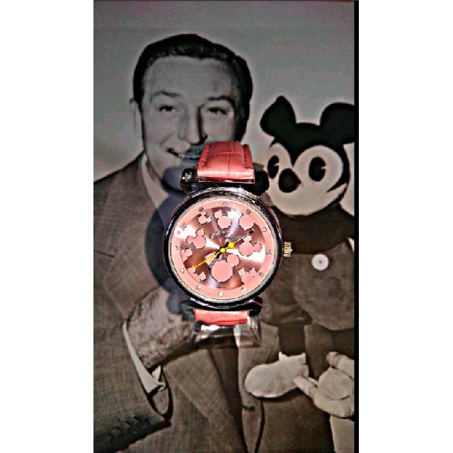 Disney - MICKEY MOUSE・vintagewatchの通販