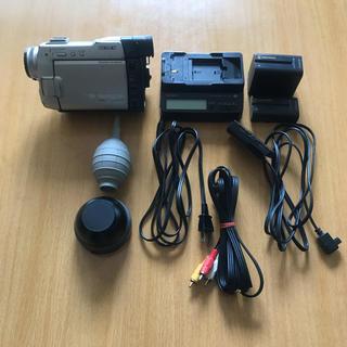 SONY - ビデオカメラ  (パン様専用)