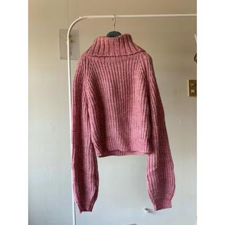 Kastane - タートルニット セーター