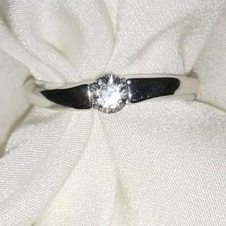 JEWELRY TSUTSUMI - K18WGダイヤモンドリング