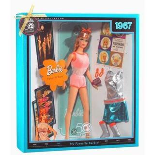 バービー(Barbie)のバービー マイフェイバリットタイムカプセル1967ツイストアンドターン(その他)