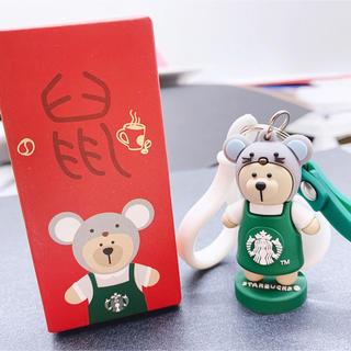 Starbucks Coffee - 【即購入大歓迎】新品 スターバックス中国 干支  十二支 ☆ねずみ☆鼠