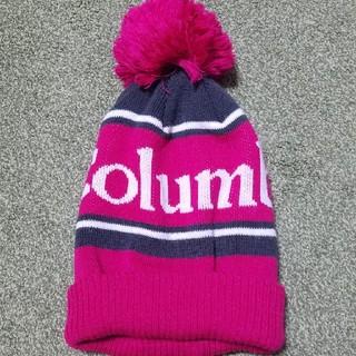 コロンビア(Columbia)の未使用 コロンビア ニット帽(ニット帽/ビーニー)