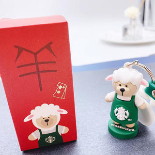 Starbucks Coffee - 【即購入大歓迎】新品 スターバックス中国 干支  十二支 ☆ひつじ☆羊