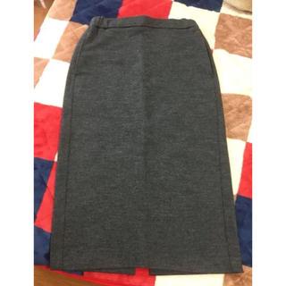 UNIQLO - UNIQLOタイトスカート