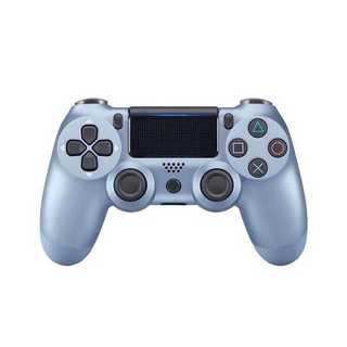 PS4 ワイヤレスコントローラー チタン・ブルー チタンブルー