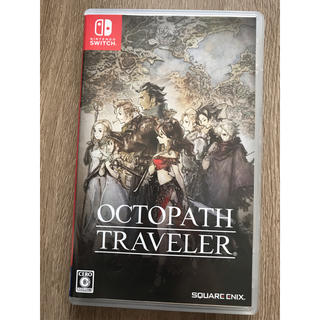 Nintendo Switch - OCTOPATH TRAVELER(オクトパストラベラー) Switch
