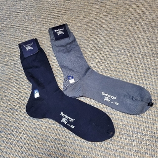 BURBERRY - バーバリービジネス用靴下