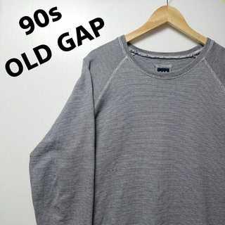ギャップ(GAP)の554 オールド ギャップ トレーナー OLD GAP ビッグシルエット XL(スウェット)