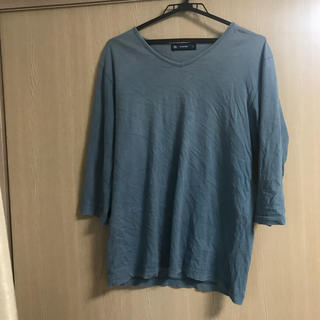 PLUS ONE 7部袖(Tシャツ/カットソー(七分/長袖))