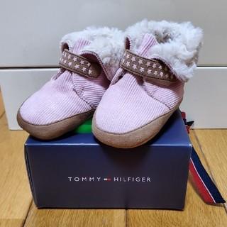 トミーヒルフィガー(TOMMY HILFIGER)の【11~11.5cm】トミーヒルフィガー ファーストシューズ (ブーツ)