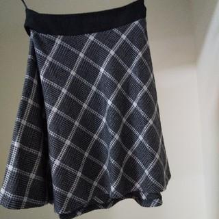 アンタイトル(UNTITLED)のUNTITLED スカート 未使用(ひざ丈スカート)