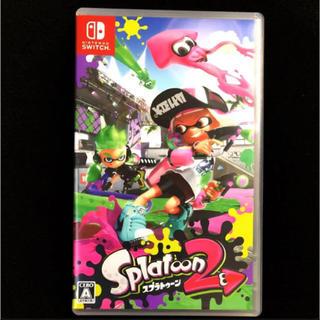 Nintendo Switch - スプラトゥーン2  Switch  スイッチ