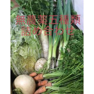 野菜の詰め合わせ(5種類)