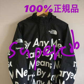 Supreme - supreme north face15aw mountain pullover