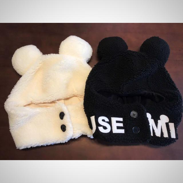 Daisy(デイジー)のディズニーランド帽子2019セット エンタメ/ホビーのおもちゃ/ぬいぐるみ(キャラクターグッズ)の商品写真