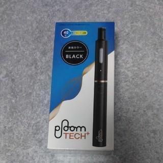 プルームテック(PloomTECH)のプルームテックプラス スターターキット 黒(タバコグッズ)