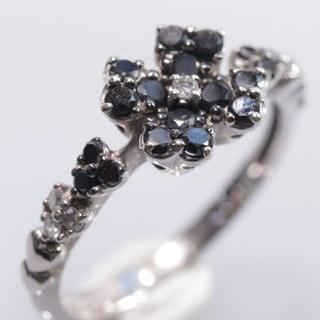 トクトクジュエリー ダイヤモンド 0.47 デザイン リング(リング(指輪))