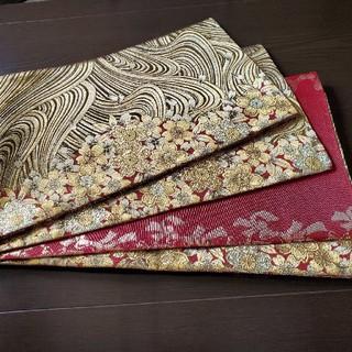 ユミカツラ(YUMI KATSURA)の桂由美リバーシブル袋帯(帯)