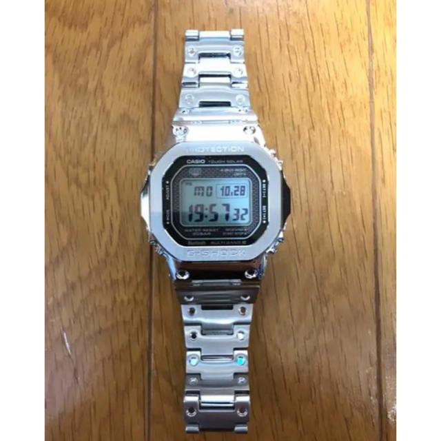 G-SHOCK - gショック GMW-B5000D-1JF メタルの通販