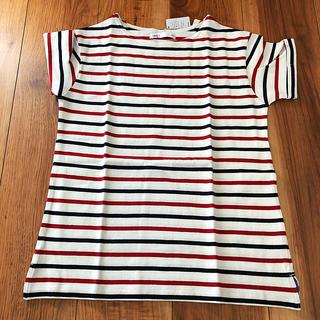 イッカ(ikka)の[120サイズ]ikka オーガニックコットン Tシャツ 新品(Tシャツ/カットソー)