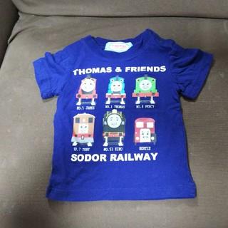しまむら - しまむらトーマスTシャツ80