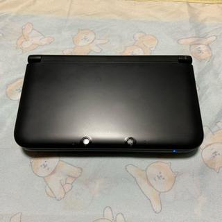 ニンテンドー3DS - 3DS LL 本体 黒