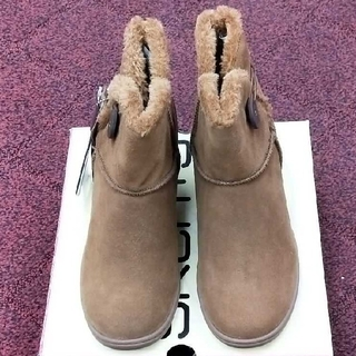 SKECHERS - 24.5cm :新品スケッチャーズ婦人ブーツ