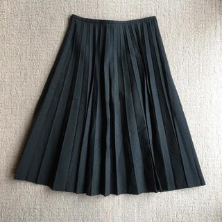 アンタイトル(UNTITLED)のアンタイトル プリーツスカート  M(ひざ丈スカート)
