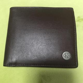 カルバンクライン(Calvin Klein)のカルバン・クライン 折財布(折り財布)