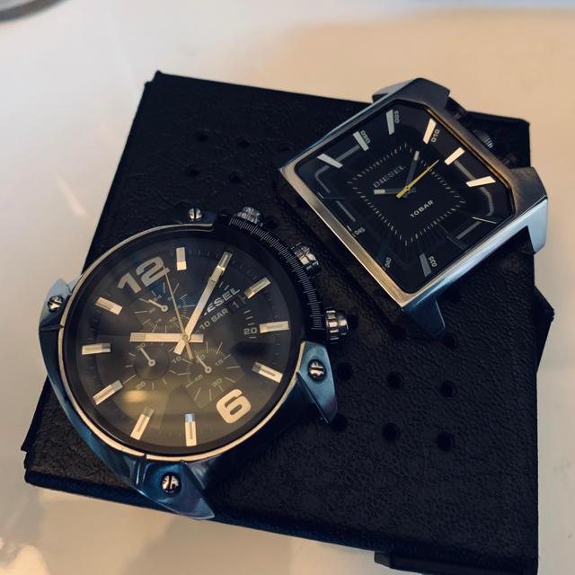 DIESEL - DIESEL 腕時計 アナログ 2セット販売 最終値下げの通販