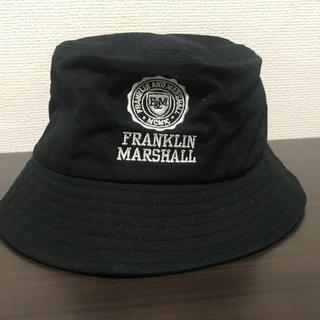 FRANKLIN&MARSHALL - フランクリンアンドマーシャル バケットハット