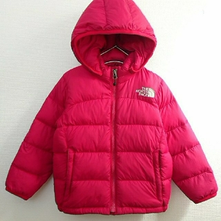 THE NORTH FACE - THE NORTH FACE 100㎝ ダウンジャケット キッズ アウター