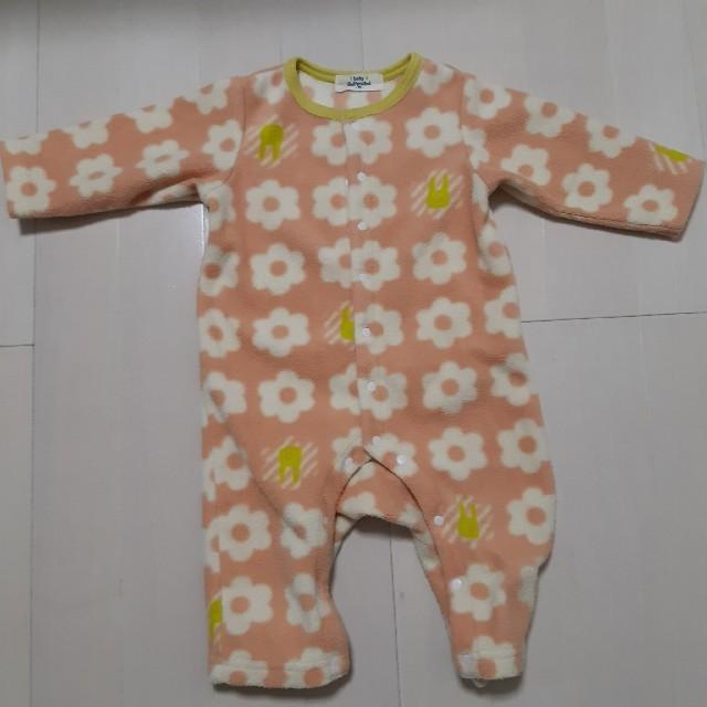 ampersand(アンパサンド)のbaby ampersand・ベルメゾン カバーオール 70 キッズ/ベビー/マタニティのベビー服(~85cm)(カバーオール)の商品写真