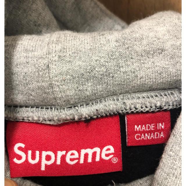 Supreme(シュプリーム)のシュプリーム Sロゴ パーカー supreme  S Logo メンズのトップス(パーカー)の商品写真